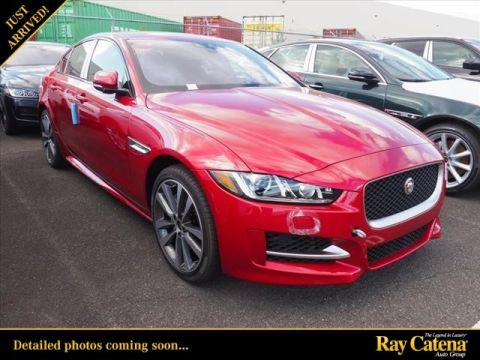 New 2018 Jaguar XE 20d R-Sport AWD
