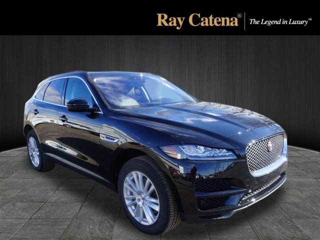 New Jaguar F Pace Prestige Awd Prestige Suv In