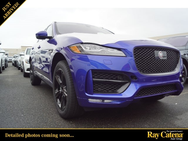 New 2019 Jaguar F Pace 25t R Sport Suv In Edison J19023 Ray