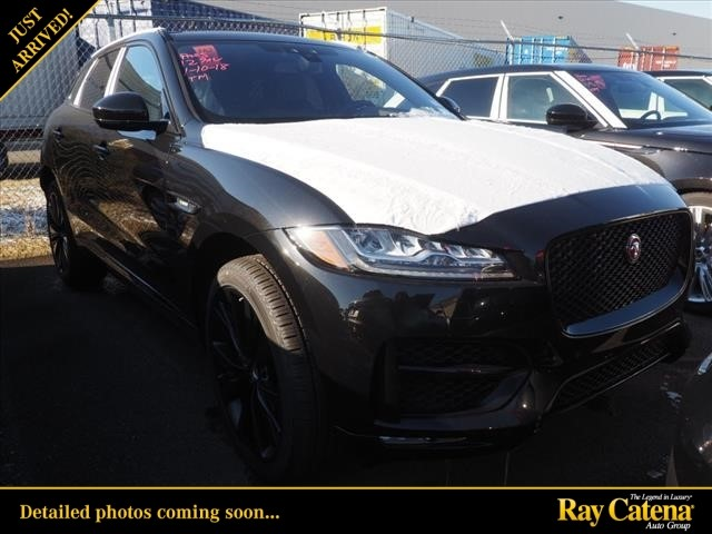 certified pre owned 2018 jaguar f pace 30t r sport suv in edison j18296a ray catena jaguar of. Black Bedroom Furniture Sets. Home Design Ideas