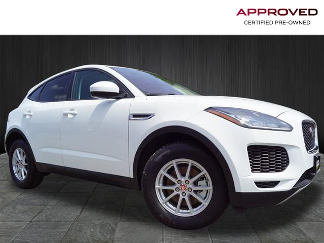 Ray Catena Jaguar >> Pre Owned 2019 Jaguar E Pace P250 Awd