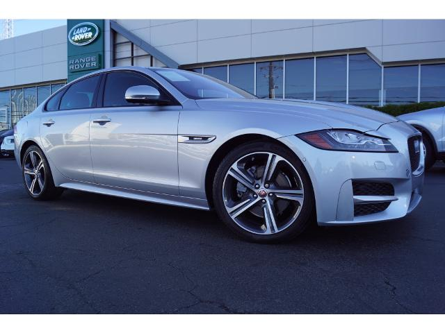 Certified Pre Owned 2017 Jaguar Xf 20d R Sport
