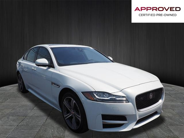Certified Pre-Owned 2017 Jaguar XF 20d R-Sport AWD
