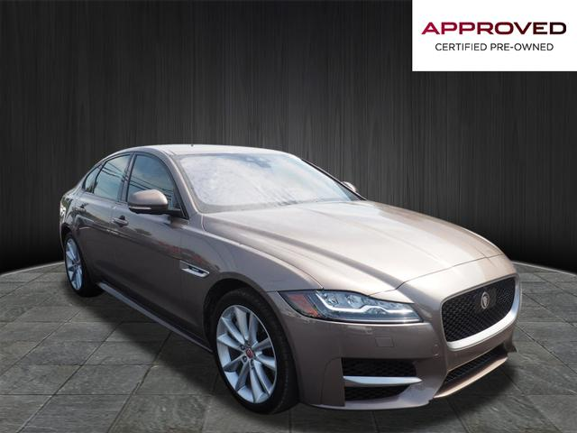 Certified Pre-Owned 2017 Jaguar XF 35t R-Sport AWD