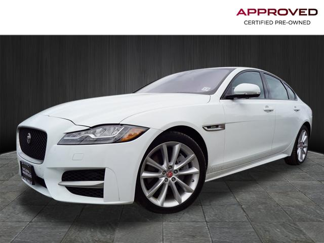 Ray Catena Jaguar >> Certified Pre Owned 2016 Jaguar Xf R Sport With Navigation Awd