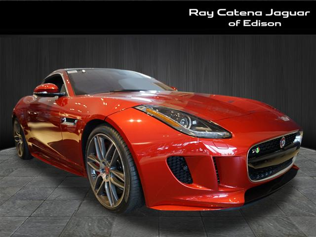 New 2017 Jaguar F TYPE R