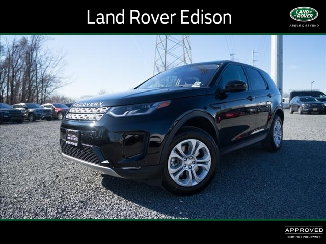 Pre-Owned 2020 Land Rover Discovery Sport P250 S