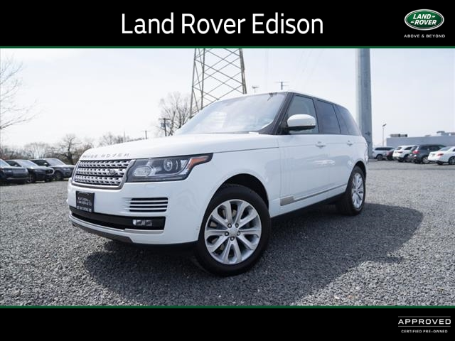 Certified Pre-Owned 2016 Land Rover Range Rover HSE Td6