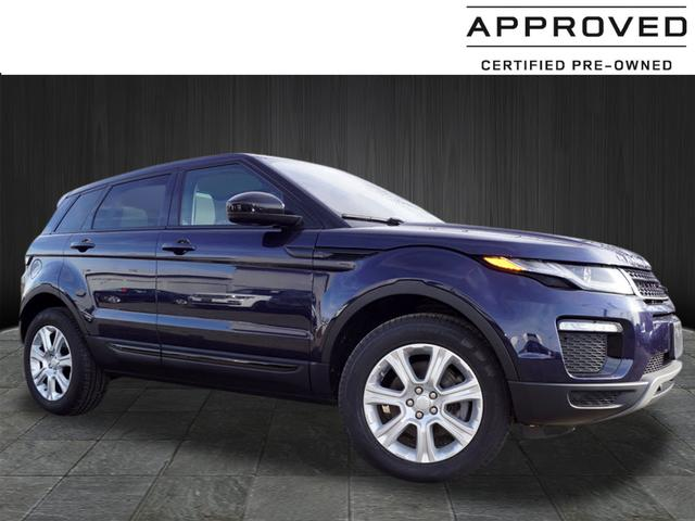 Certified Pre-Owned 2016 Land Rover Range Rover Evoque
