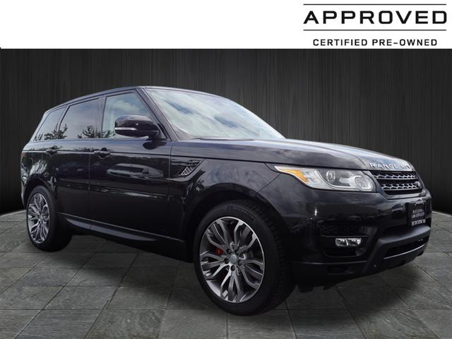 Certified Pre-Owned 2015 Land Rover Range Rover Sport