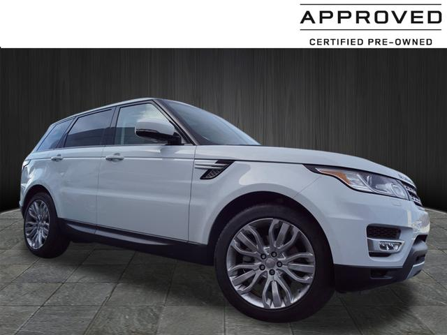 Certified Pre-Owned 2015 Land Rover Range Rover Sport ALMOND