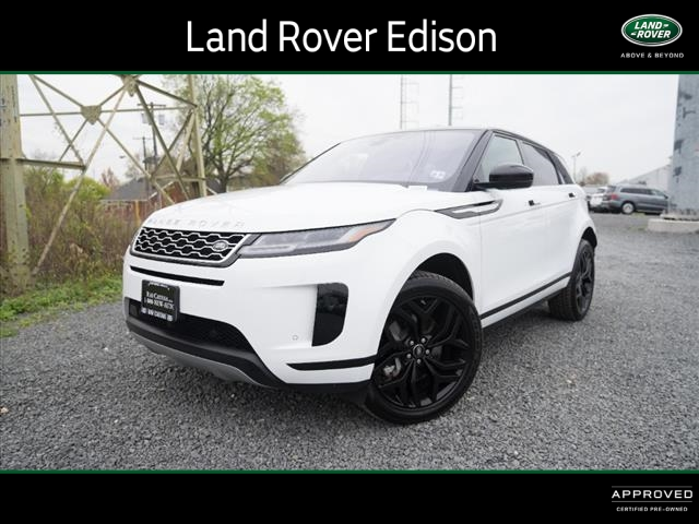 Pre-Owned 2020 Land Rover Range Rover Evoque S