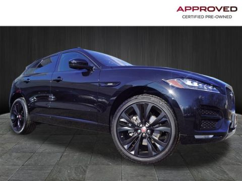 Certified Pre-Owned 2018 Jaguar F-PACE 30t R-Sport