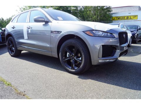 New 2020 Jaguar F-Pace Checkered Flag Limited Edition