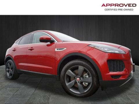 New 2018 Jaguar E-PACE P250 S