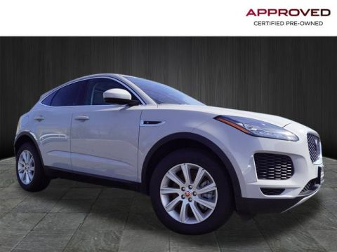 Certified Pre-Owned 2018 Jaguar E-PACE P250 S