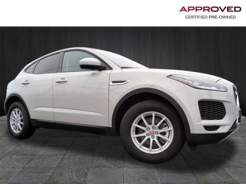 Certified Pre-Owned 2018 Jaguar E-PACE P250