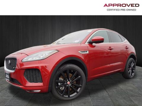 New 2018 Jaguar E-PACE P300 R-Dynamic SE
