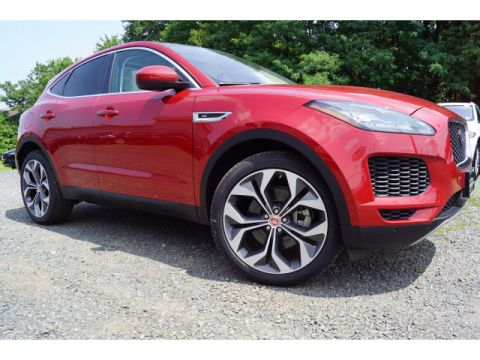 Certified Pre-Owned 2018 Jaguar E-PACE P250 SE
