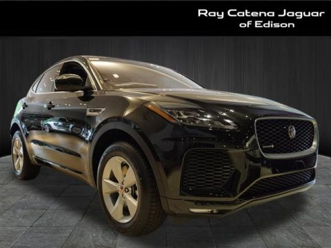 Certified Pre-Owned 2018 Jaguar E-PACE P300 R-Dynamic S
