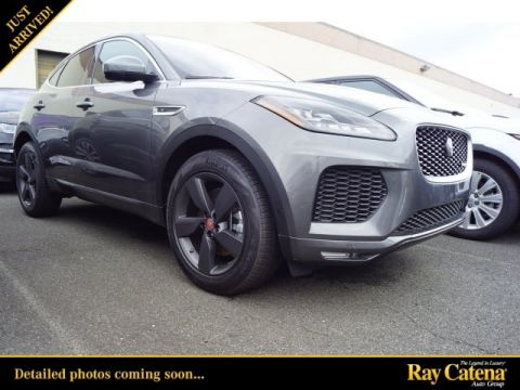 New 2018 Jaguar E-PACE P300 R-Dynamic S