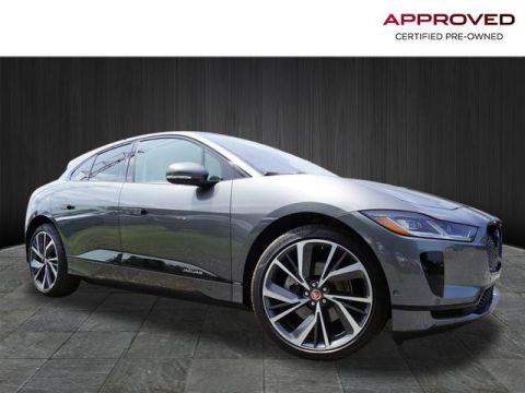 New 2019 Jaguar I-PACE I-PACE