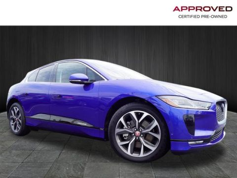 Certified Pre-Owned 2019 Jaguar I-PACE HSE