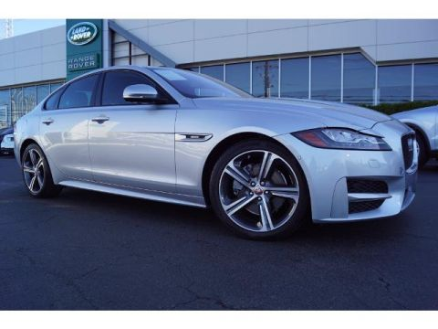 Certified Pre-Owned 2017 Jaguar XF 20d R-Sport
