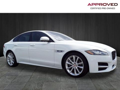Certified Pre-Owned 2016 Jaguar XF R-Sport