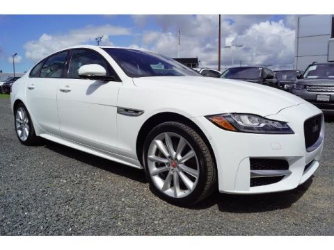 Certified Pre-Owned 2017 Jaguar XF 35t R-Sport