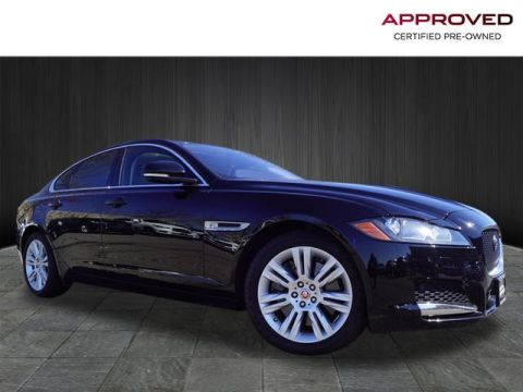 Certified Pre-Owned 2017 Jaguar XF 35t