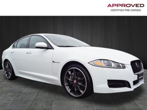 Certified Pre-Owned 2015 Jaguar XF 3.0 Sport