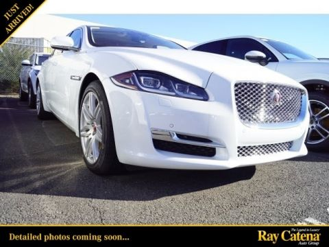 Ray Catena Jaguar >> New Jaguar Xj For Sale Near Staten Island Ray Catena Jaguar Of Edison
