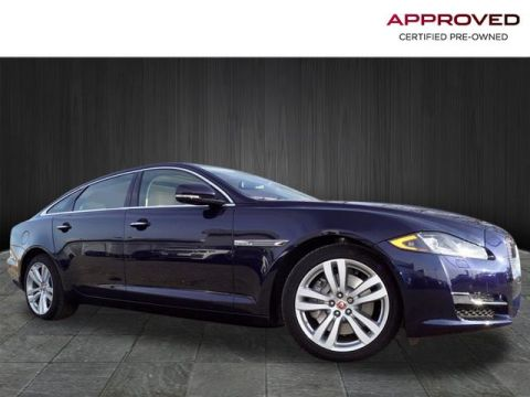 Certified Pre-Owned 2017 Jaguar XJL Portfolio