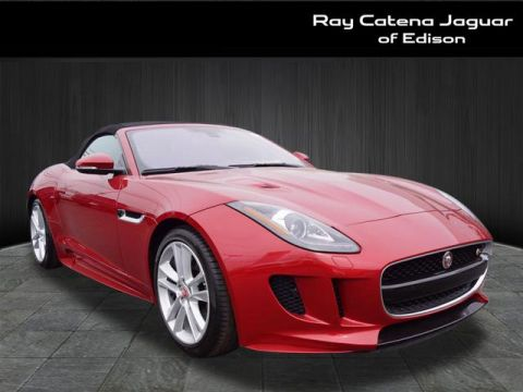 New 2017 Jaguar F-TYPE S