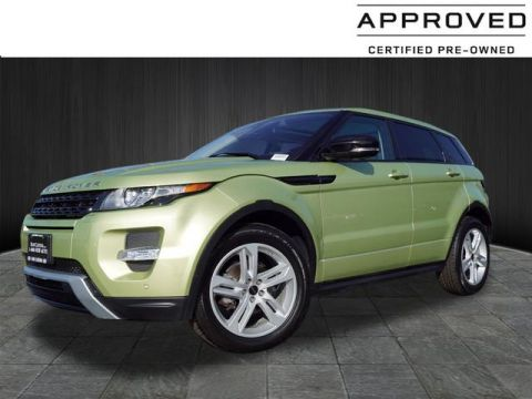 Pre-Owned 2012 Land Rover Range Rover Evoque Dynamic