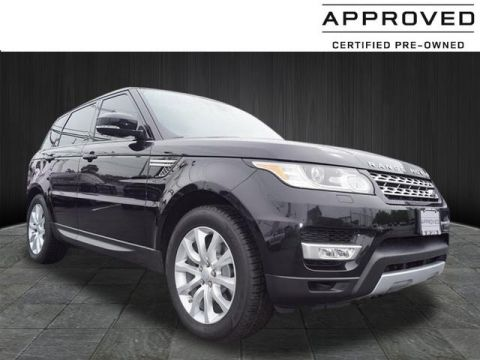 Certified Pre-Owned 2016 Land Rover Range Rover Sport HSE Td6