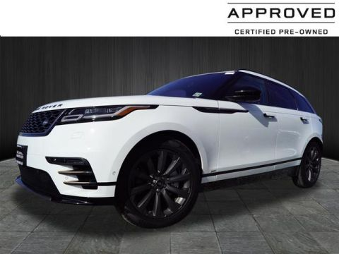 Certified Pre-Owned 2019 Land Rover Range Rover Velar P340 R-Dynamic SE